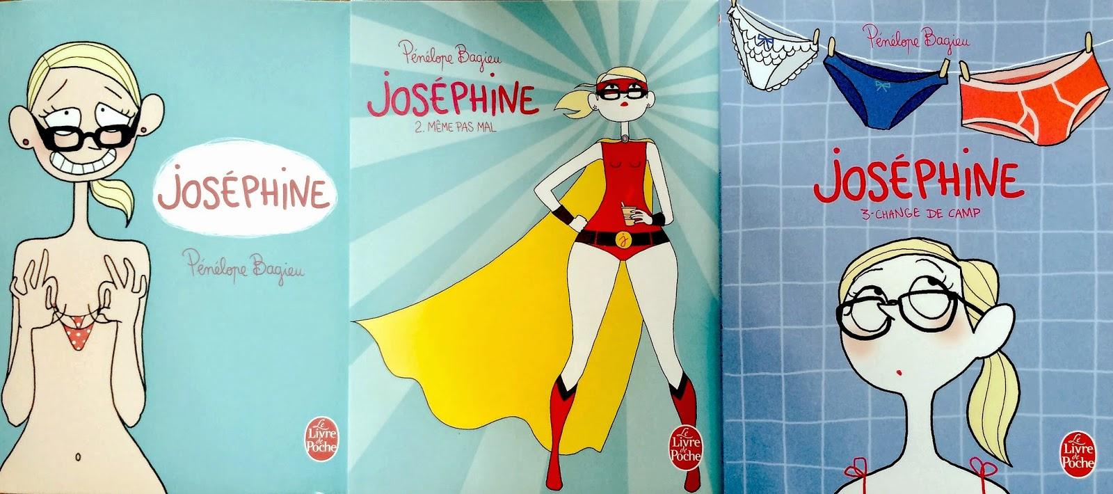 Cafe Chic Choc Blog o Francji książki Józefina francuska literatura