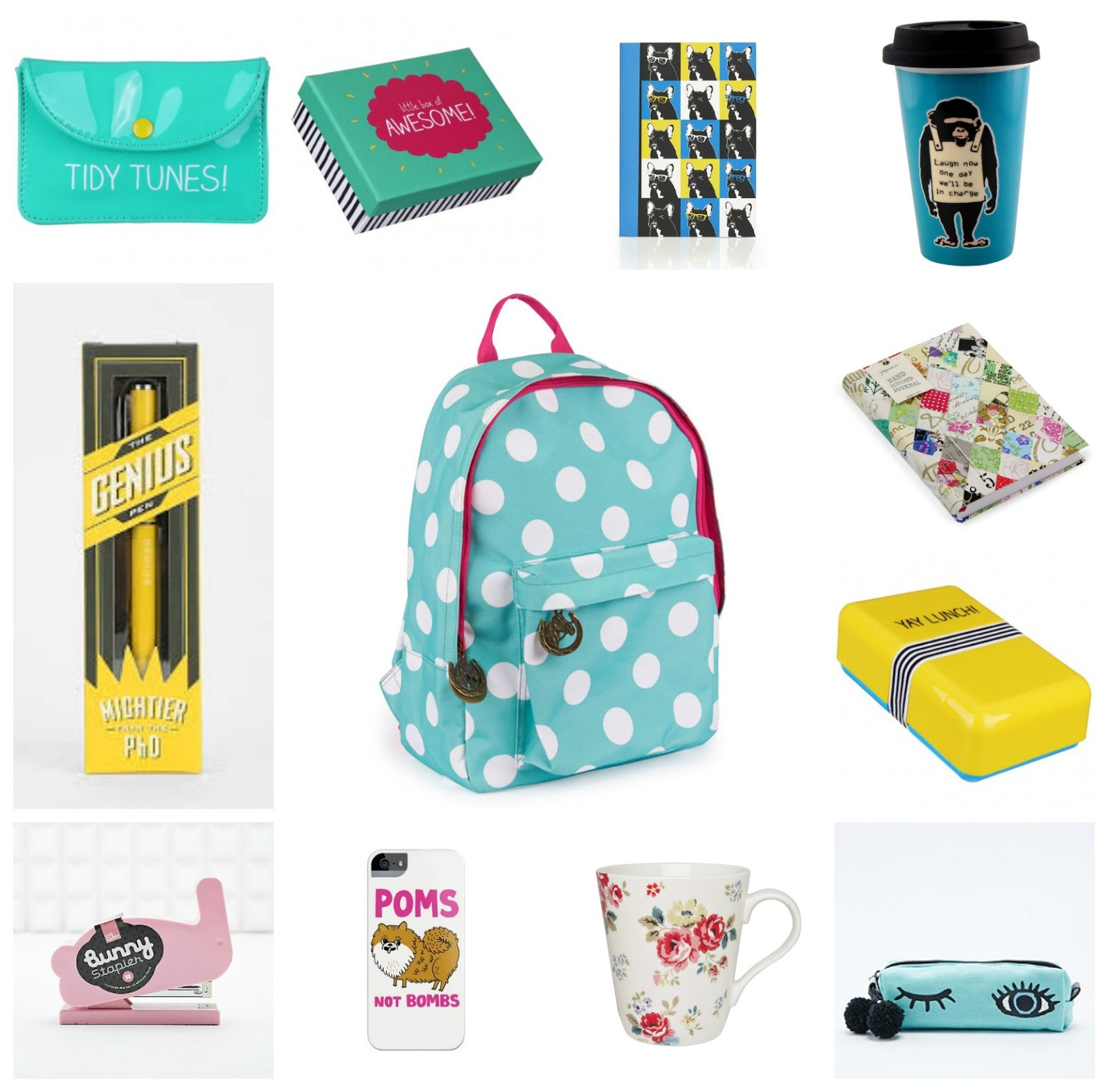 back to school, wishlist, shopping list, cath kidston, stationary, fashion, urban outfitters