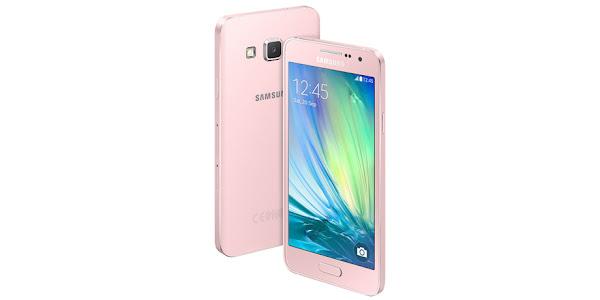 Samsung Galaxy A3 - Pink