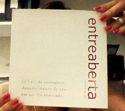Entreaberta - Livro