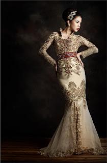 Model Baju Kebaya Modern 2016 Terbaru