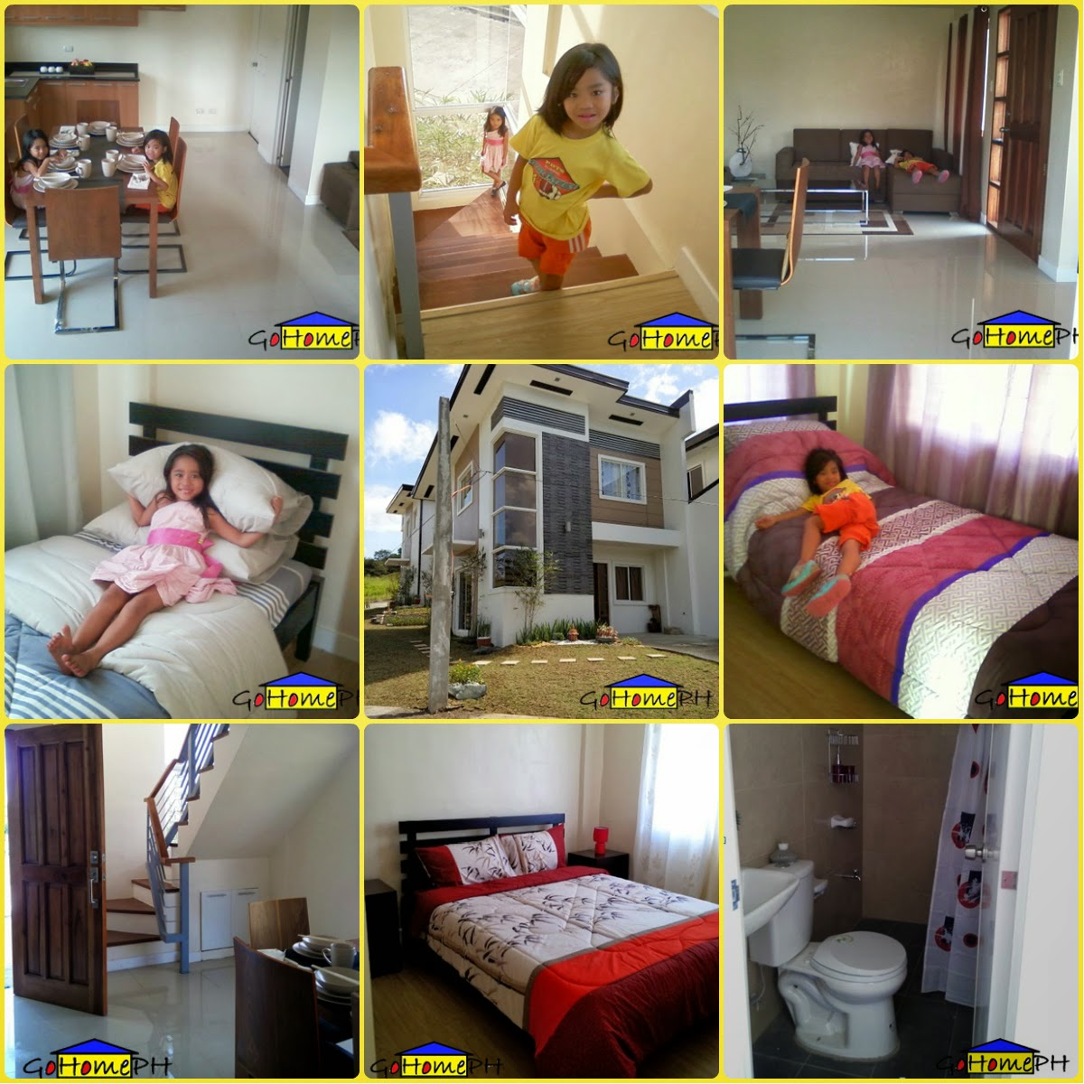 Gohomeph zuri residences taytay rizal rent to own single for 8 salon taytay rizal