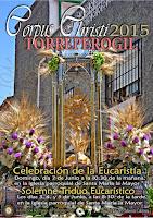 Torreperogil - Corpus Christi 2015