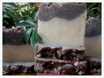 """Patchouli Rain"" soap made with Arizona rain water...."