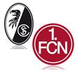 SC Freiburg - FC Nürnberg