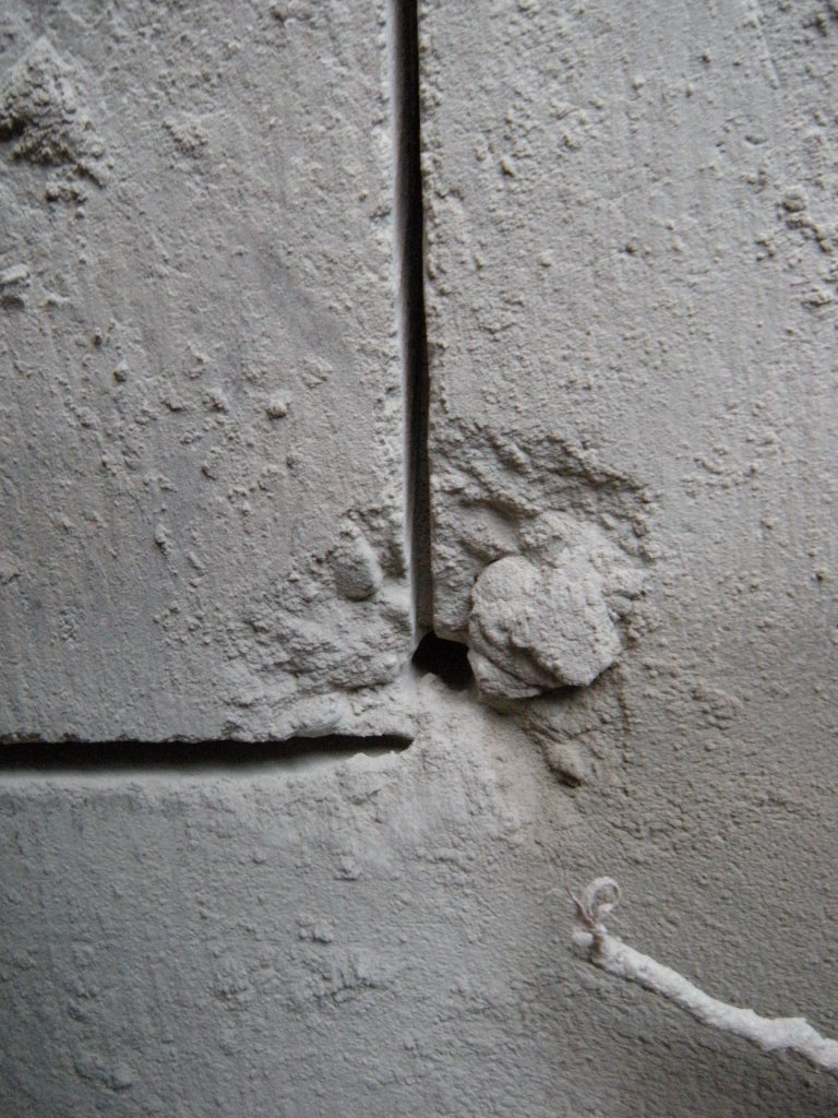 how to make big diameter hole in concrete