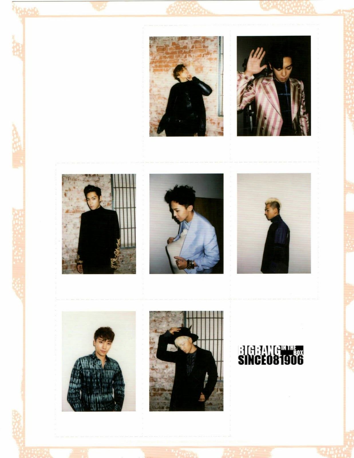 Scans: Big Bang's 2015 Welcoming Collection [PHOTOS]  Scans: Big Bang's 2015 Welcoming Collection [PHOTOS]  Scans: Big Bang's 2015 Welcoming Collection [PHOTOS]  Scans: Big Bang's 2015 Welcoming Collection [PHOTOS]  Scans: Big Bang's 2015 Welcoming Collection [PHOTOS]  Scans: Big Bang's 2015 Welcoming Collection [PHOTOS]  Scans: Big Bang's 2015 Welcoming Collection [PHOTOS]  Scans: Big Bang's 2015 Welcoming Collection [PHOTOS]