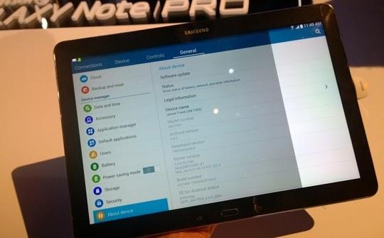 Firmware Galaxy Tab PRO 12.2 (WiFi) (SM-T900)