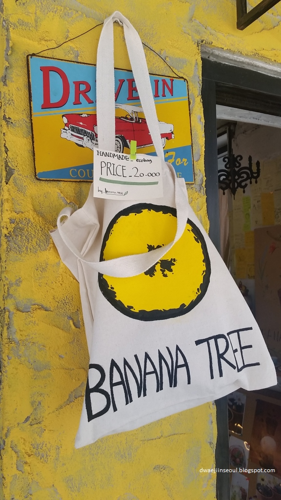 Banana Tree Cafe Seoul Menu