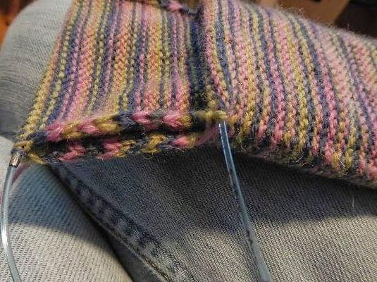 Knitting Goes Wrong : Revelations of a delusional knitter sock knitting gone