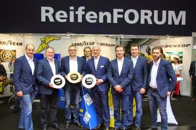 Goodyear Dunlop Wins Austrian Awards