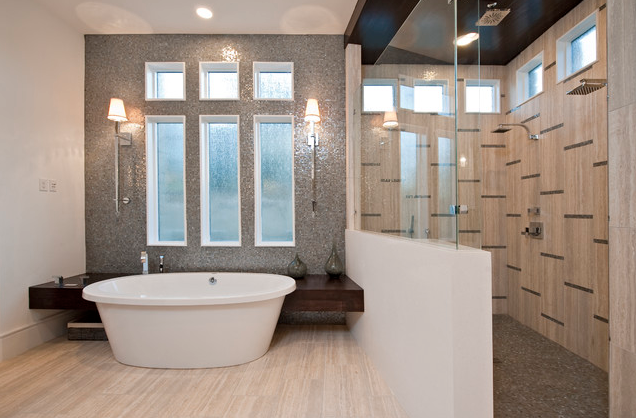 Design the life you love by tiffany hanken design for Houzz bathrooms