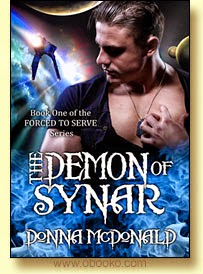 The Demon Of Synar by Donna McDonald Ebook