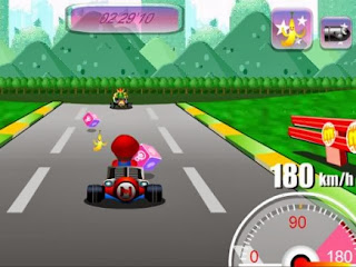 Download Game PC Gratis ~ Super Mario Kart