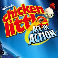 Chicken Little Ace In Action