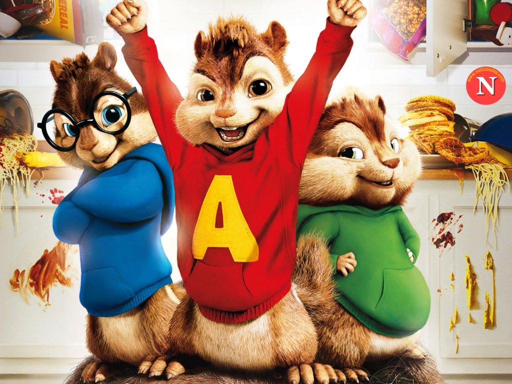 Imagenes de dibujos animados alvin y las ardillas for Alvin y las ardillas