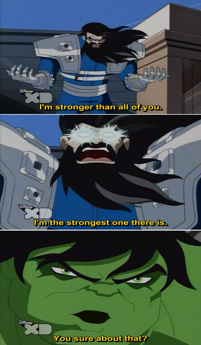 Quotes from The Avengers Earth's Mightiest Heroes