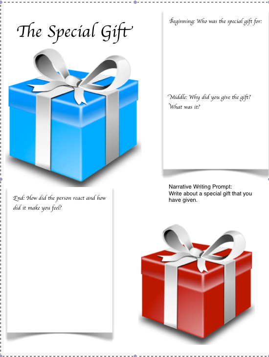 descriptive essay about a special gift