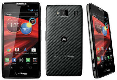 Motorola DROID RAZR MAXX HD complete specs and features