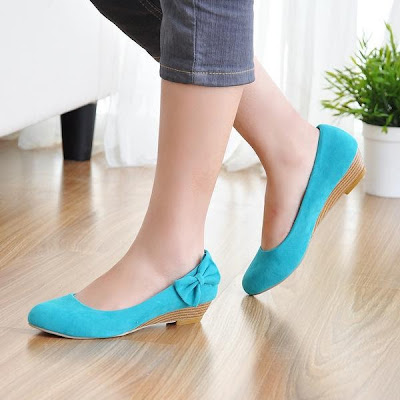 Flats Spring Fashion Wedges For Women