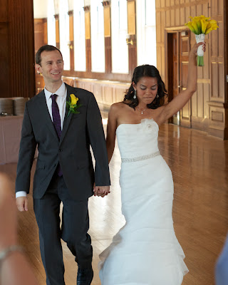 Newlyweds - Photo Courtesy of Thad Jaszek