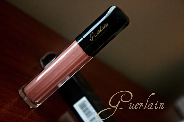 Guerlain Maxi Shine Gloss d'Enfer Lip Gloss in Browny Clap Review