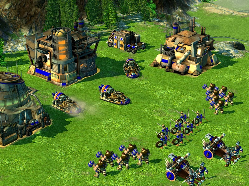Empire Earth 3 Game - Free Download Full Version For Pc
