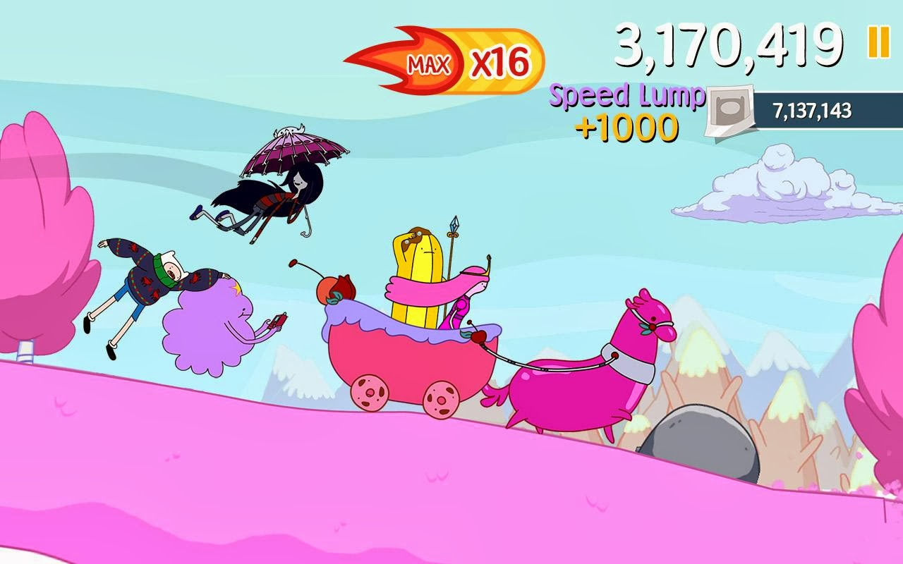 ski safari adventure time apk