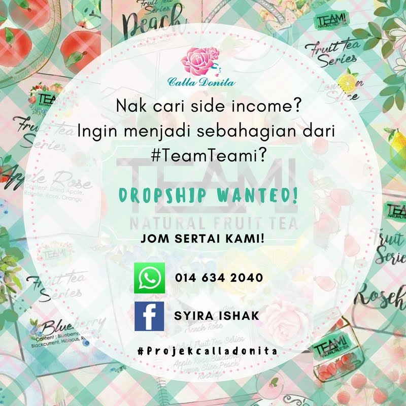 Nak Buat Side Income?