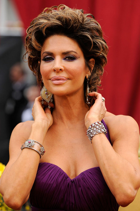 Celebrity Lisa Rinna Short Hairstyle Picture ~ Prom Hairstyles