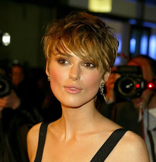 Celebrity Short Pixie Haircut - Girls Hairstyle Ideas