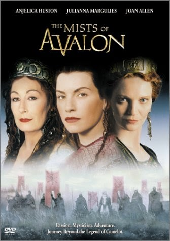 Filme Poster As Brumas de Avalon DVDRip RMVB Legendado