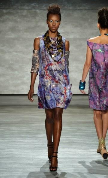 Rosie Assoulin Fashion Show