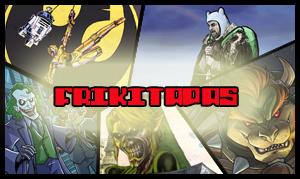 FrikiTapas: El humor friki y hamor gráfico de La Frikiteka