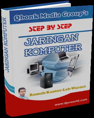 Ebook Teknik Belajar Jaringan Komputer