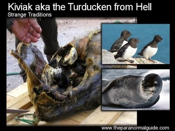 This Inuit Delicacy Is the Turducken from Hell