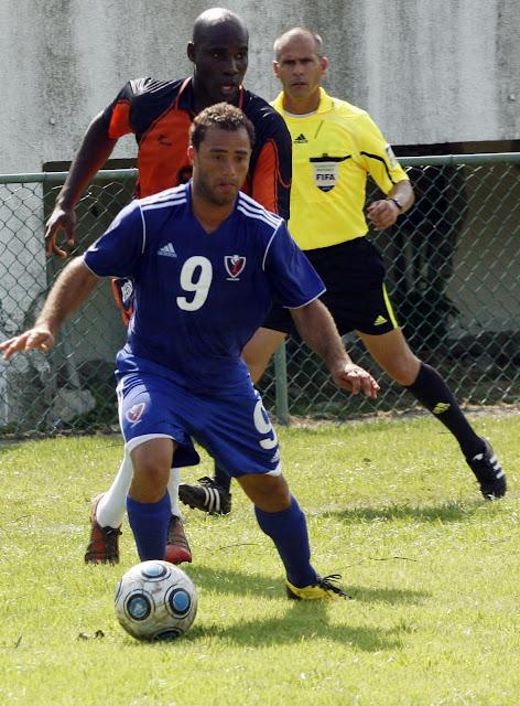 Jonathan Faña jugará en San Cristóbal con el Santo