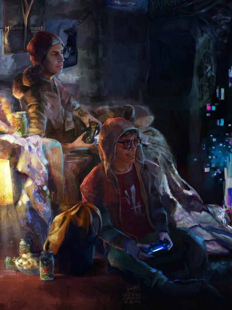 Shenae & Mel Guzzardi's artwork