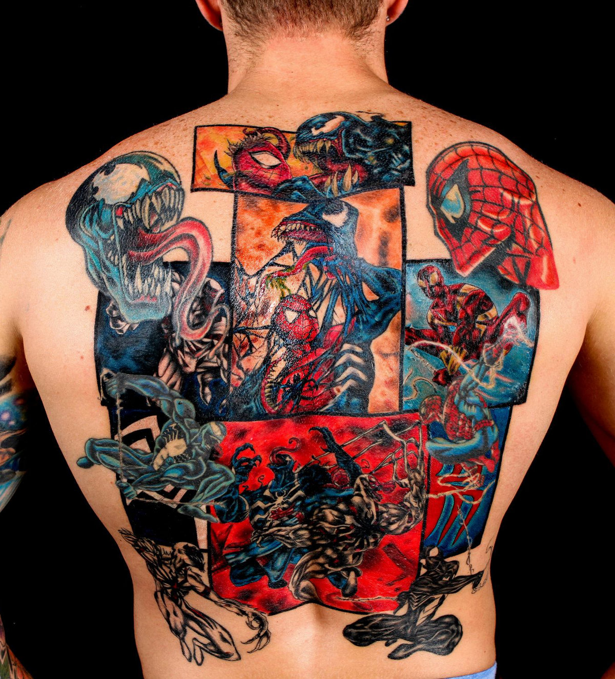 Tattoo Studio in Great Falls, Montana realises the tattoo artist has ...