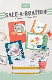 2017 Sale-A-Bration catalogue