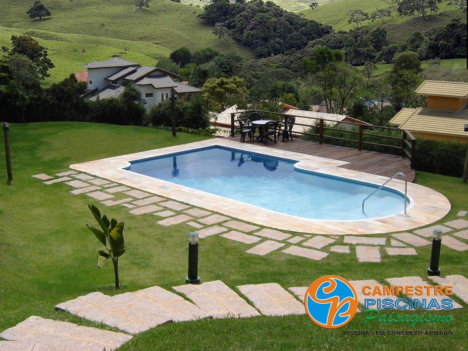 Revestimentos para piscina for Ver tipos de piscinas