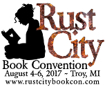 Rust City Book Con!