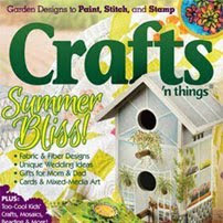 Crafts'n things Summer 2013