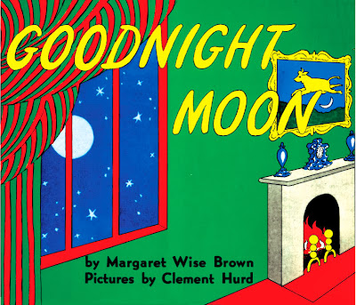 top children's books list - Goodnight Moon by Margaret Wise Brown