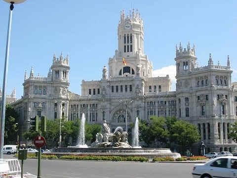 Blog by nela oto o en madrid autumn in madrid - Casarse ayuntamiento madrid ...