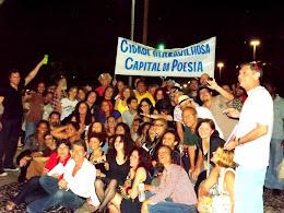 Rio Capital da Poesia, Um Salve!!!