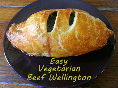 Easy Vegetarian Or Vegan Beef Wellington