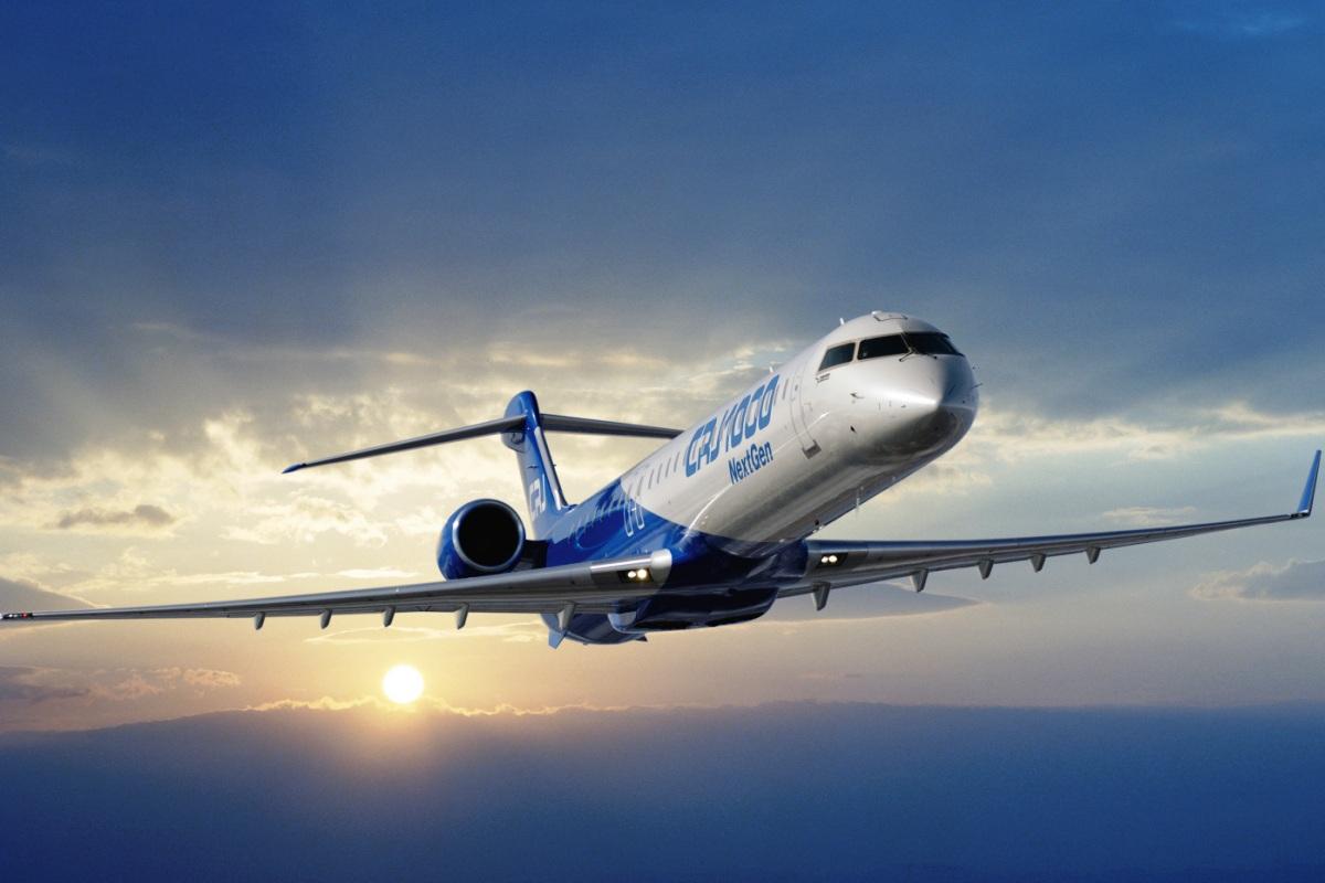 CRJ-1000 NextGen. ZonaAero