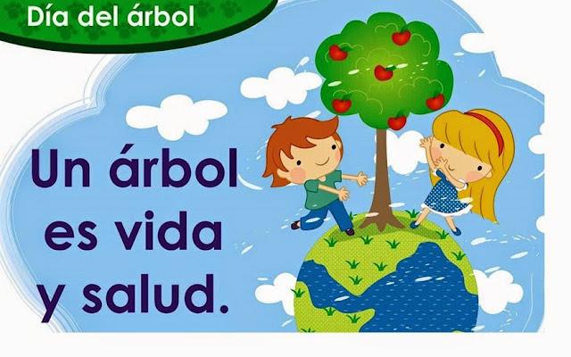Dia del arbol dia del arbol for Dia del arbol 01 de septiembre