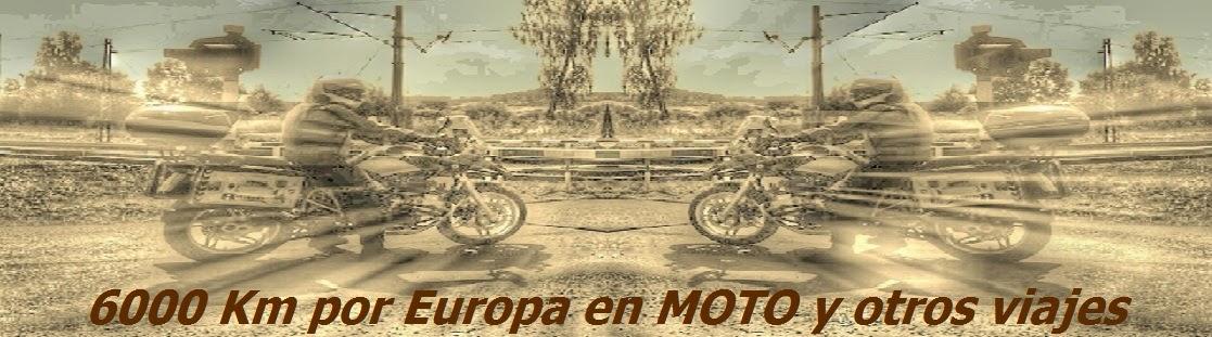 6000 Km por Europa en MOTO y otros viajes